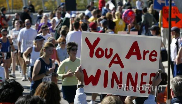 """Behaltet einen """"Coolen Fokus"""" in den Tagen vor Eurem Marathon"""