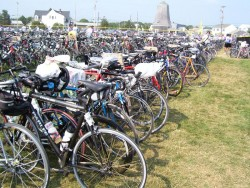 1_involvement-in-charities_pan-mass-challenge-2007_one-of-many-bike-parking-lots_c-private1
