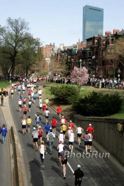 Der Boston-Marathon findet am Montag, den 19. April statt. ©www.PhotoRun.net