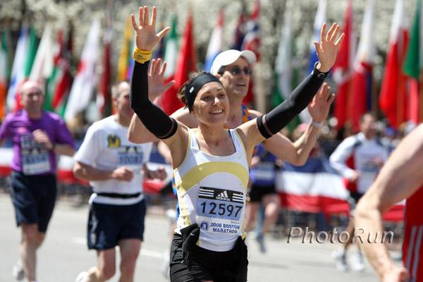 Jetzt wird gefeiert, liebe Frühjahrs-Marathonläufer!