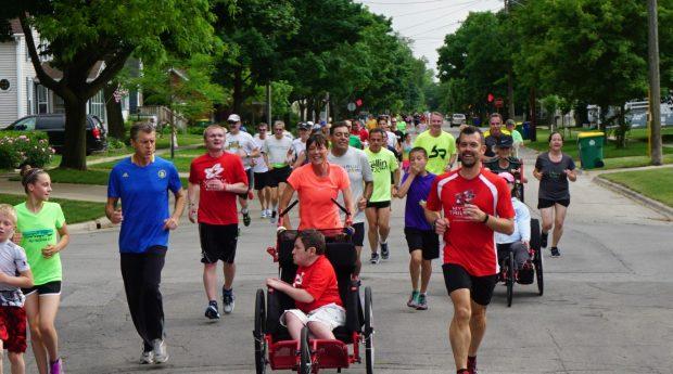 Schnelle Zeiten und tolle Stimmung beim 41. Bellin Run in Wisconsin