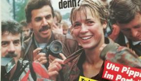 Berlin-Marathon 1990: Mit einer Gänsehaut durchs Brandenburger Tor