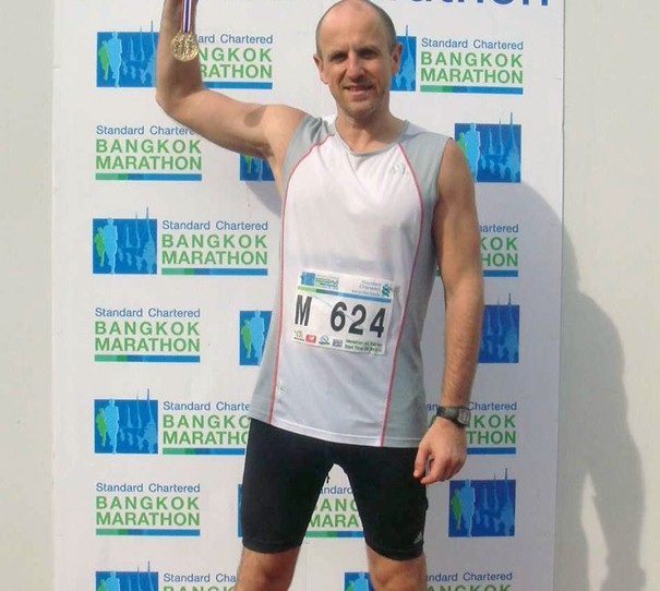 Bernds Geschichte: Erfahrungen auf dem Weg zum ersten Marathon