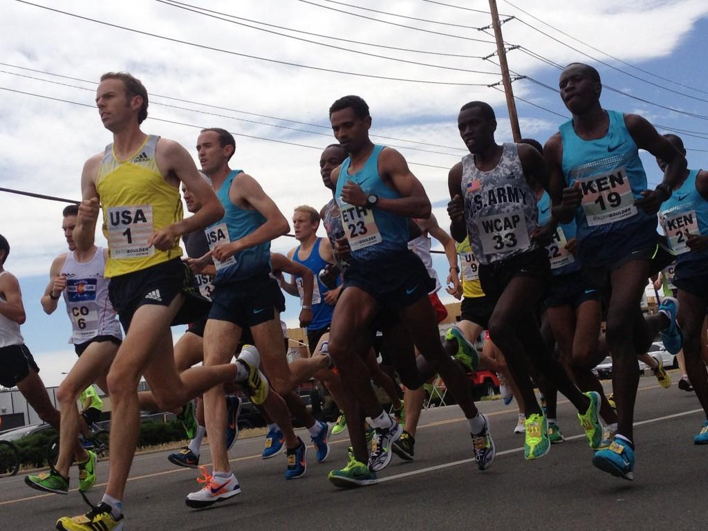 Das Eliterennen der Männer. ©Jay Prasuhn