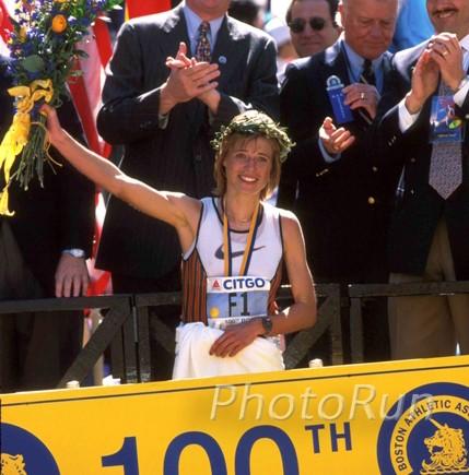 Erinnerungen an Boston …von einem dreifachen Champion