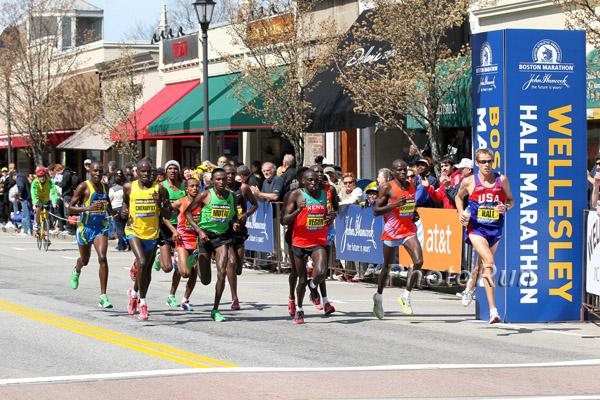 London und Boston sind Höhepunkte der Frühjahrs-Marathonserie