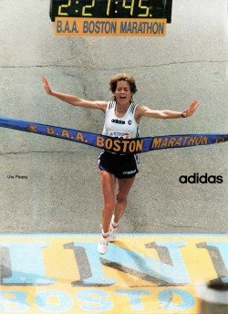 Boston-Marathon 1994. © ALLSPORT