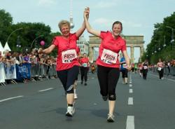 Die Stimmung an und auf der Strecke war auch 2012 mitreißend. ©SCC-Events/Camera4