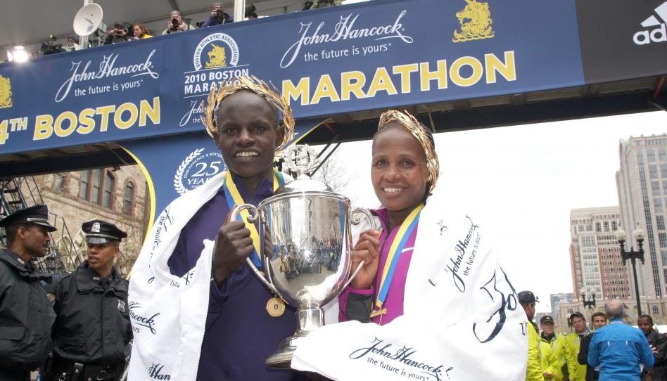 Ein magisches Marathon-Wochenende