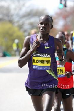 Schafft Robert Kiprono Cheruiyot in Boston die Titelverteidigung? ©www.photorun.net