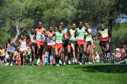 Das Männerrennen bei der Cross-WM. ©www.photorun.net