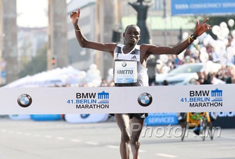 Marathon-Weltrekordler Dennis Kimetto: Inspiriert von Paul Tergat