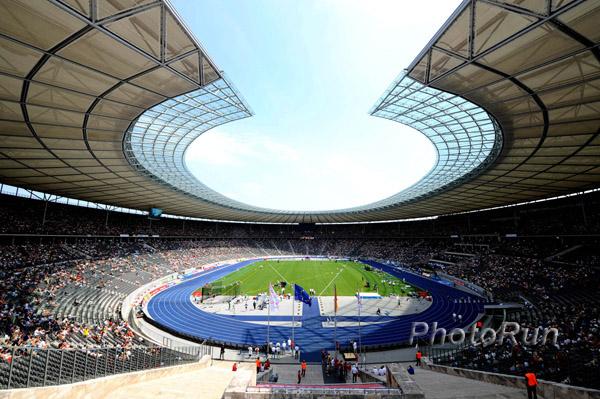 Der Bär ist los: Berlin begrüßt begeistert die Athleten aus aller Welt
