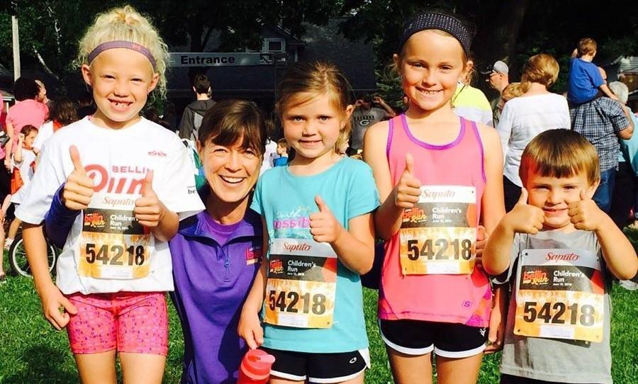 Tausende zelebrieren Gesundheit und Fitness beim 39. Bellin Run