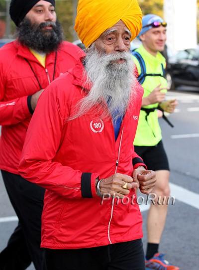 Fauja Singh – mit 93 hat man als Weltrekordler im Marathon noch etwas vor