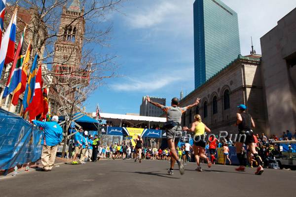 Meb Keflezighi siegt in Boston