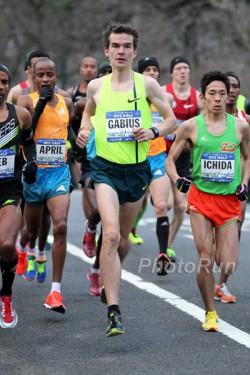 Arne Gabius zeigte erneut eine starke Leistung in New York. © www.PhotoRun.net
