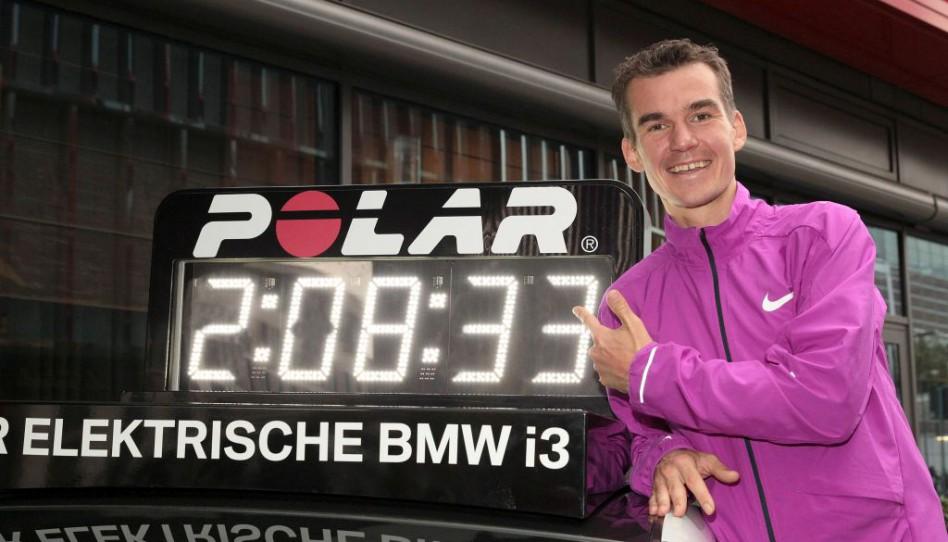 Arne Gabius: Neuer deutscher Marathon-Rekordler