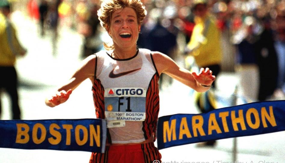 Boston-Marathon 1996: Utas dramatisches Comeback beim Jubiläumslauf