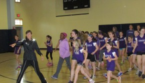 The Boston Globe – Club Introduces Girls to Joy of Running