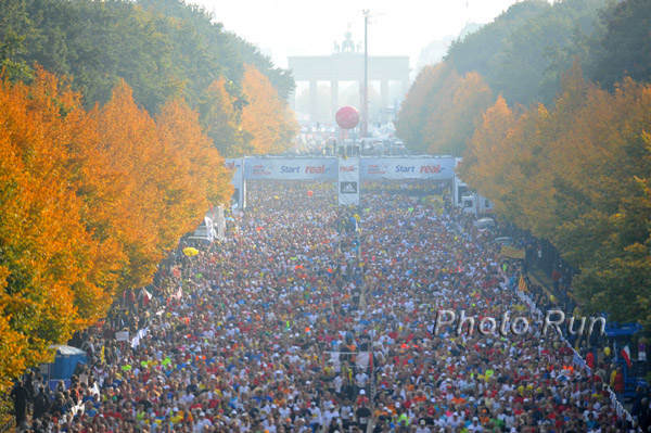 Viel Erfolg bei Fitness, Training und Laufevents in diesem Herbst