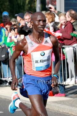 Wilson auf dem Weg zum Weltrekord in der deutschen Hauptstadt. ©www.PhotoRun.net