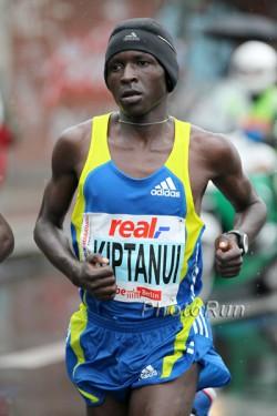Eliud Kiptanui will in Rotterdam einen Weltrekordversuch starten. ©www.photorun.net