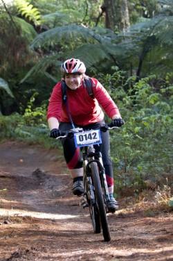 Radfahren ist gut geeignet für den Einstieg. ©Betty Shepherd