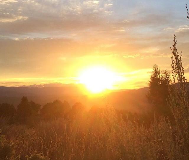 Spätsommerliche Grüße aus Colorado mit einem Blick auf die Events im September
