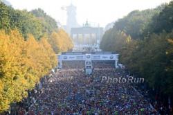 Der Start des BMW Berlin-Marathons. ©www.PhotoRun.net