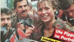 1990 – Uta Pippigs Start in eine große Laufkarriere