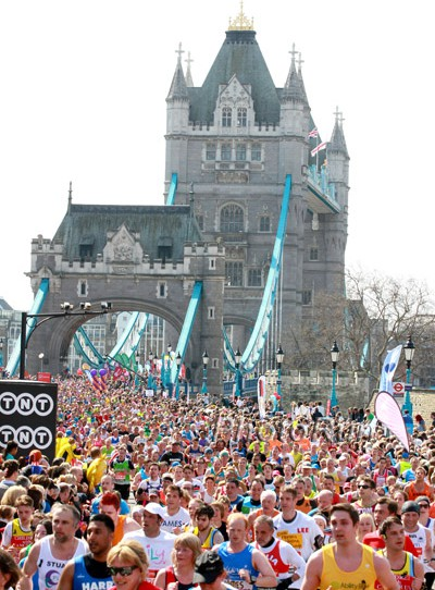 Weisheit eines Marathonläufers: Ein Interview mit Roger Low