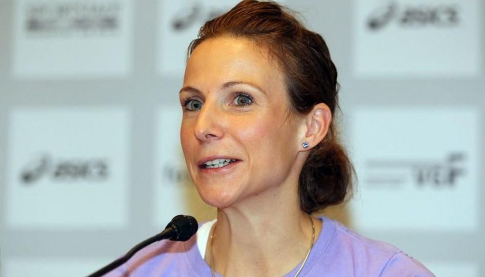 """Sabrina Mockenhaupt: """"Boston zu rennen, war ein Kindheitstraum"""""""