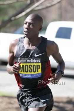 Moses Mosop möchte in Chicago auf Weltrekordjagd gehen. ©www.photorun.net
