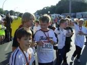 Der Mini-Marathon wächst