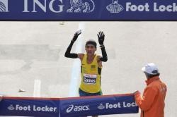 Marilson Gomes Dos Santos läuft zu erstem brasilianischen Sieg in New York