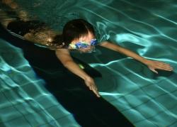 Take The Magic Step® Fitness- und Gesundheitsprogramm für Junge Menschen. Sportarten für Kinder (1): Schwimmen