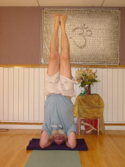 Yoga in jedem Alter: Ein Interview mit Jim Thorne
