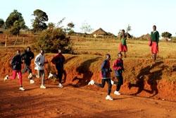 Unruhen in Kenia erfassen auch die Laufstars