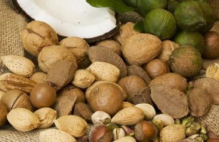 Ernährung: Nüsse, Samen und Kerne