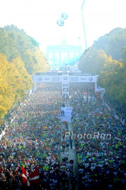 Der Start des Berlin-Marathons. © www.PhotoRun.net
