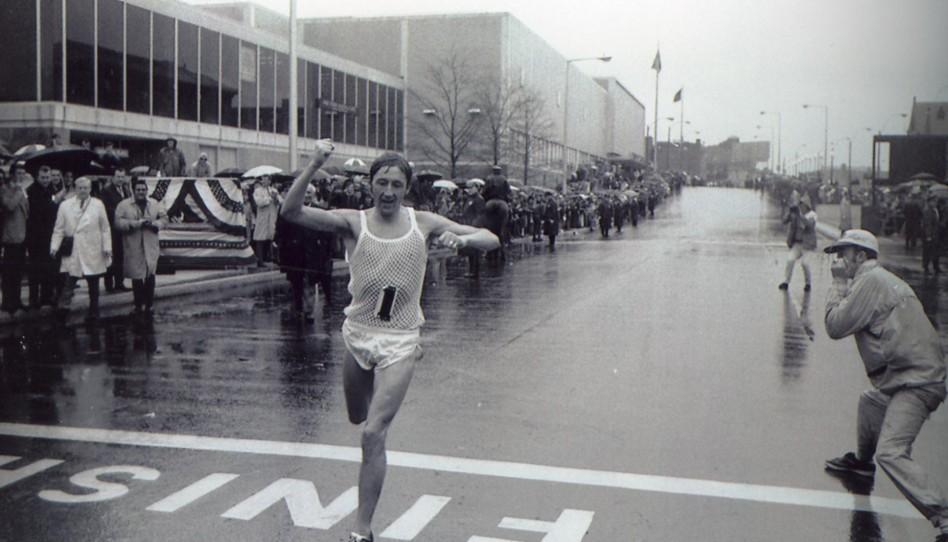 Eine Reise in die Vergangenheit mit der Boston-Marathon-Legende Ron Hill