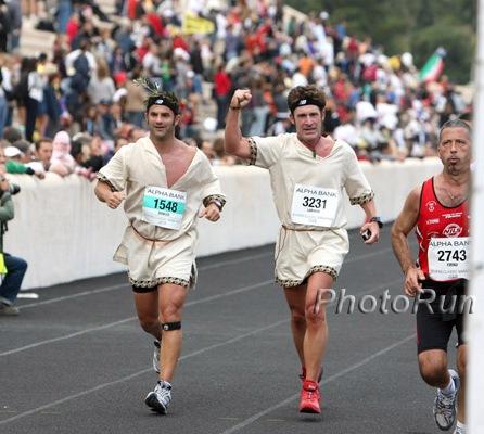 Der erste Marathon – auch 2.500 Jahre später ein faszinierendes Erlebnis