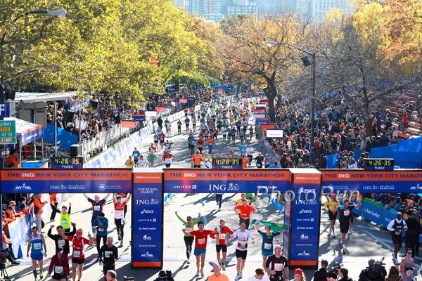 Unsere Vorschau auf das Marathon-Quintett im Herbst: Berlin, Chicago, Amsterdam, Frankfurt und New York