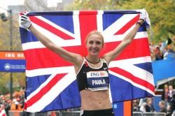 Paula Radcliffe läuft am Sonntag in Berlin ihr Marathon-Comeback. ©www.photorun.net