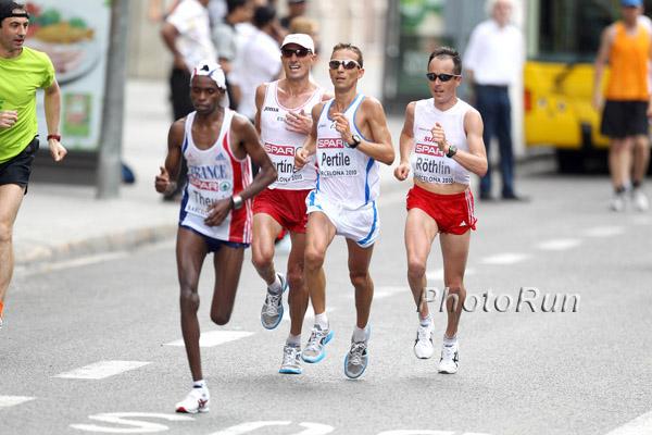 EM-Aktuell: Viktor Röthlin siegt überlegen im Marathon