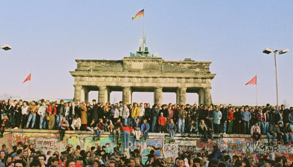 Laufend in die Freiheit – Berlin feiert grenzenlos