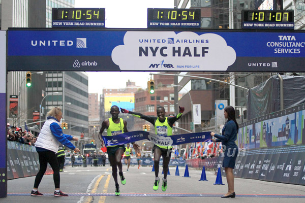 Die Halbmarathon-Saison beginnt mit einem Weltrekord – unser Überblick
