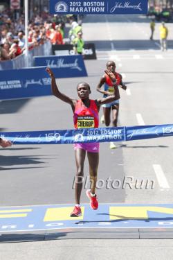 Sharon Cherop gewann mit nur zwei Sekunden Vorsprung. ©www.photorun.net