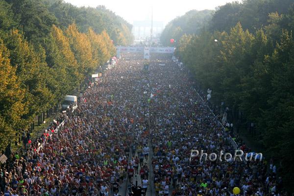 Viel Glück und Erfolg für die Herbst-Marathonläufe